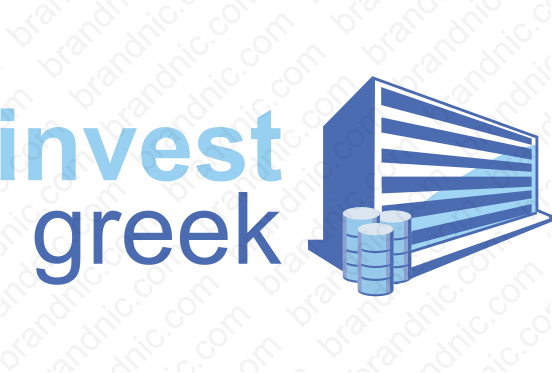 Investgreek.com - Buy this brand name at Brandnic.com