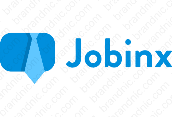 Jobinx.com - Buy this brand name at Brandnic.com
