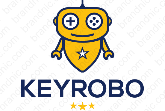 Keyrobo.com – Buy this premium domain brand name at Brandnic.com