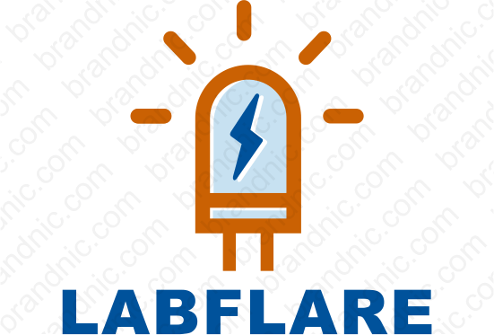 Labflare.com - Buy this brand name at Brandnic.com