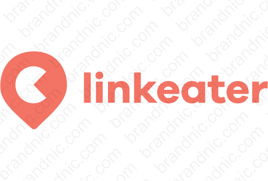 Linkeater.com - Buy this brand name at Brandnic.com