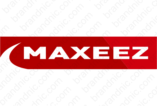 Maxeez.com - Buy this brand name at Brandnic.com