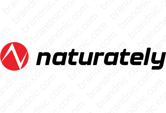 Naturately.com - Buy this brand name at Brandnic.com