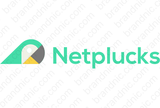 Netplucks.com - Buy this brand name at Brandnic.com