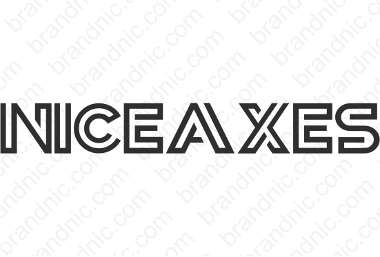 Niceaxes.com - Buy this brand name at Brandnic.com