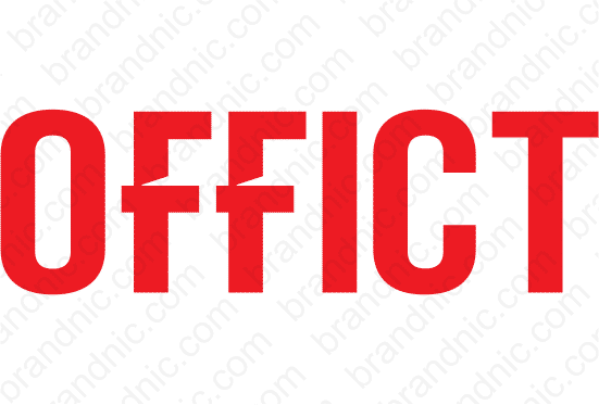 Offict.com - Buy this brand name at Brandnic.com