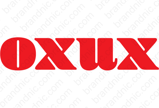 Oxux.com - Buy this brand name at Brandnic.com