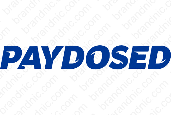 paydosed logotype