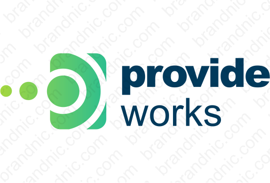 Provideworks.com - Buy this brand name at Brandnic.com