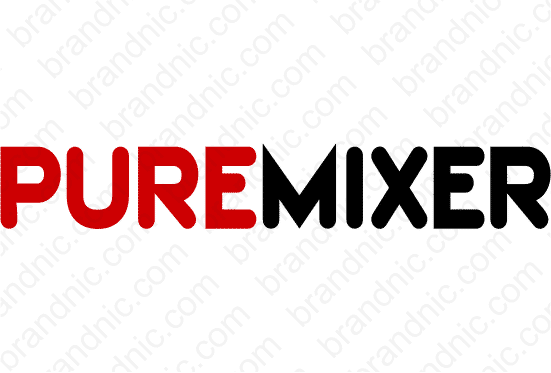 Puremixer.com - Buy this brand name at Brandnic.com