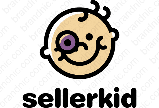 Sellerkid.com - Buy this brand name at Brandnic.com