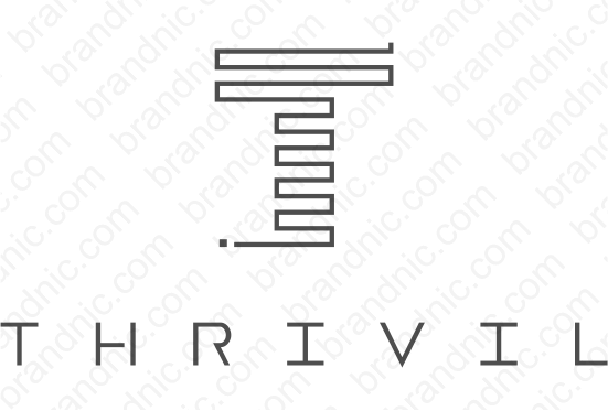 Thrivil.com - Buy this brand name at Brandnic.com