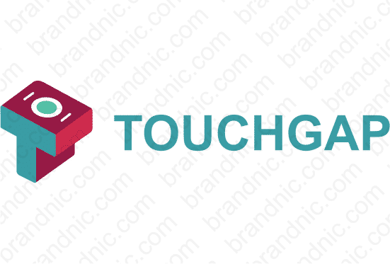Touchgap.com - Buy this brand name at Brandnic.com