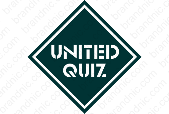 Unitedquiz.com - Buy this brand name at Brandnic.com