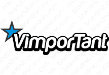 vimportant logo