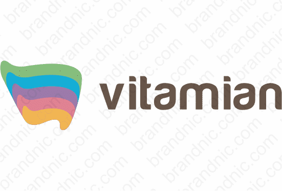 Vitamian.com - Buy this brand name at Brandnic.com