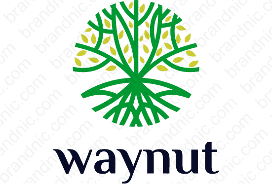 Waynut.com – Buy this premium domain brand name at Brandnic.com