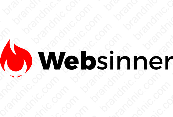 Websinner.com - Buy this brand name at Brandnic.com