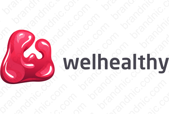 Welhealthy.com - Buy this brand name at Brandnic.com