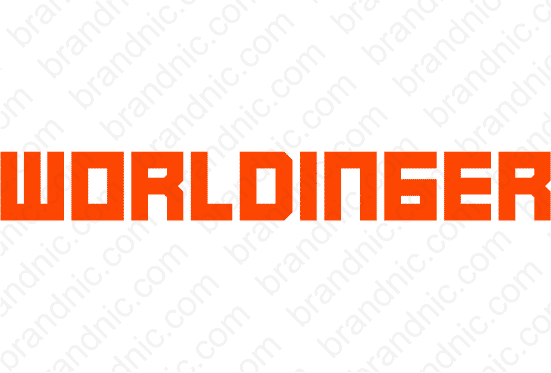 Worldinger.com - Buy this brand name at Brandnic.com