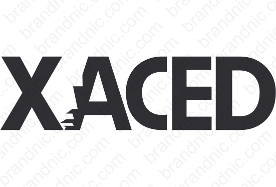 Xaced.com - Buy this brand name at Brandnic.com