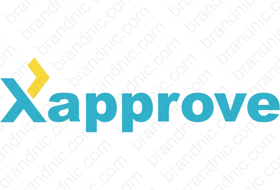 Xapprove.com - Buy this brand name at Brandnic.com