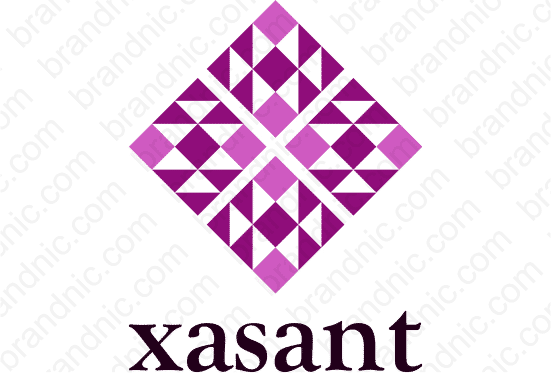 Xasant.com - Buy this brand name at Brandnic.com