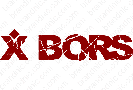 Xbors.com - Buy this brand name at Brandnic.com