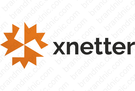 Xnetter.com - Buy this brand name at Brandnic.com