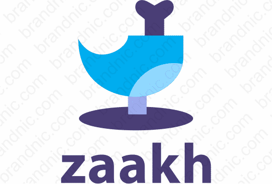 Zaakh.com - Buy this brand name at Brandnic.com