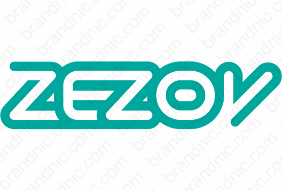 Zezov.com - Buy this brand name at Brandnic.com