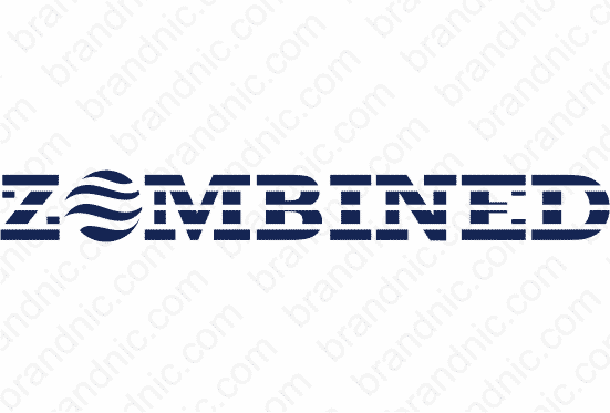 Zombined.com - Buy this brand name at Brandnic.com