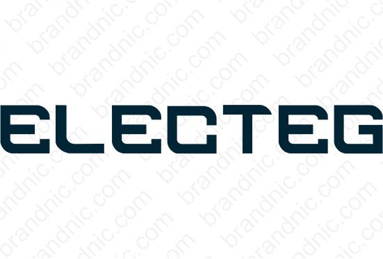 Electeg.com - Buy this brand name at Brandnic.com