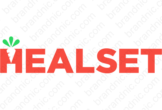 Healset.com - Buy this brand name at Brandnic.com
