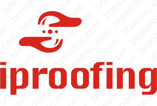 Iproofing.com - Buy this brand name at Brandnic.com