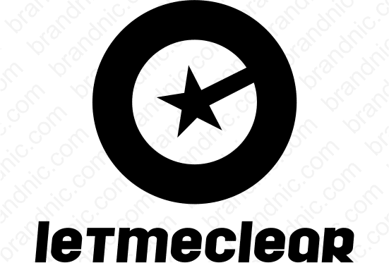 Letmeclear.com – Buy this premium domain brand name at Brandnic.com