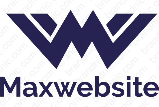 Maxwebsite.com - Buy this brand name at Brandnic.com