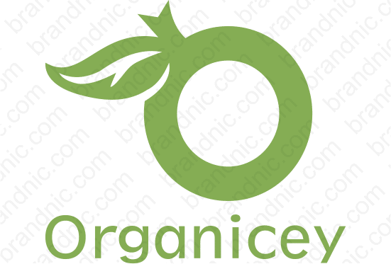 Organicey.com - Buy this brand name at Brandnic.com