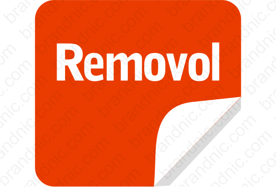 Removol.com - Buy this brand name at Brandnic.com