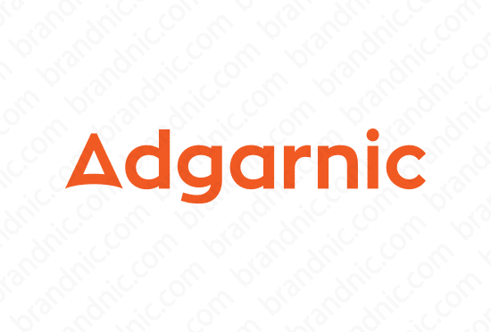 Adgarnic.com - Buy this brand name at Brandnic.com