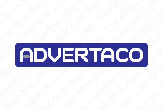Advertaco.com - Buy this brand name at Brandnic.com