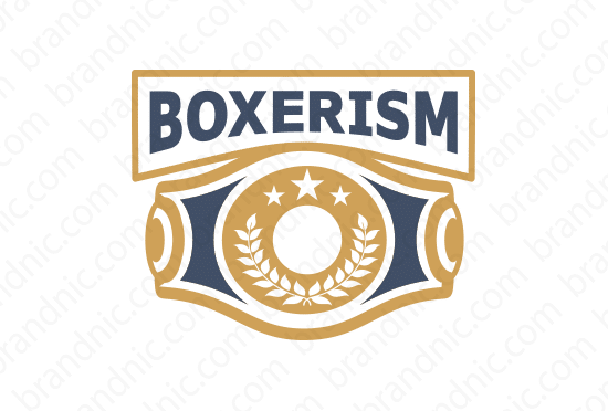 Boxerism.com - Buy this brand name at Brandnic.com