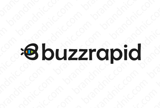 Buzzrapid.com - Buy this brand name at Brandnic.com