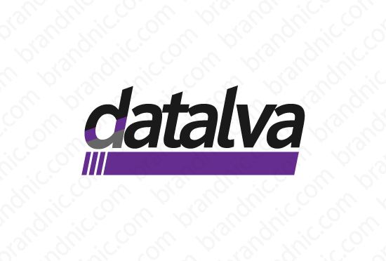 Datalva.com - Buy this brand name at Brandnic.com