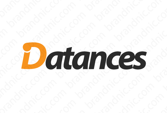 Datances.com - Buy this brand name at Brandnic.com