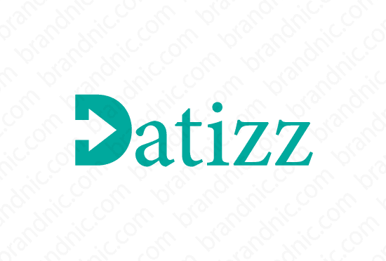 Datizz.com - Buy this brand name at Brandnic.com
