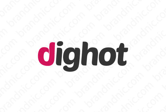 Dighot.com - Buy this brand name at Brandnic.com