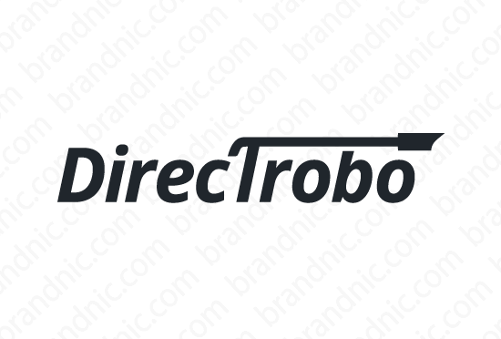 Directrobo.com - Buy this brand name at Brandnic.com