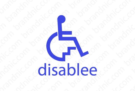 Disablee.com - Buy this brand name at Brandnic.com