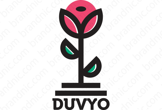 Duvyo.com - Buy this brand name at Brandnic.com